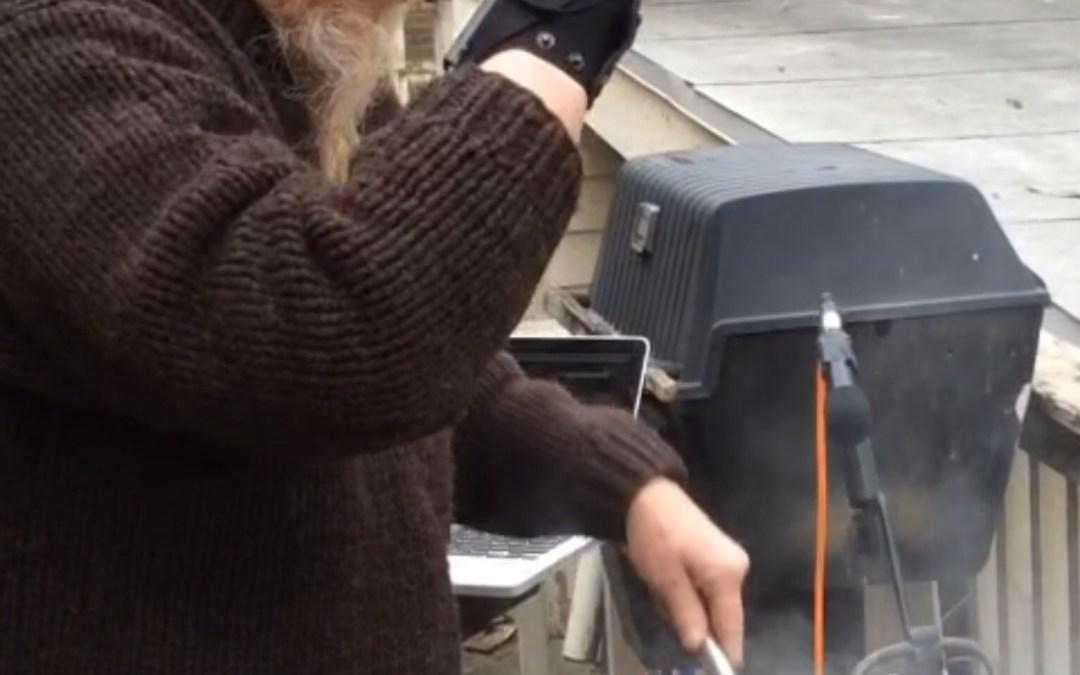 CooksNotes video Wok and Mi.Mu controller glove