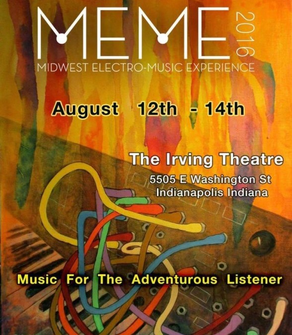 MEME 2016 – Aug 12-14
