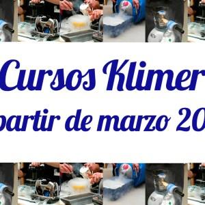 Nuevos cursos Klimer
