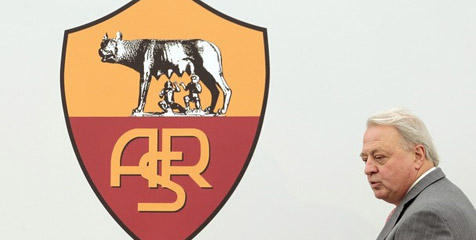 Thomas Di Benedetto Resmi Presiden AS Roma