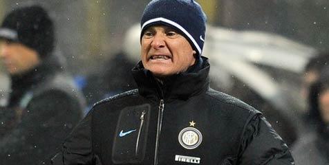 Ranieri: Roma Tepat Datangkan Luis Enrique