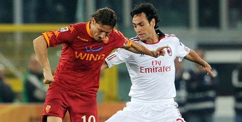 Preview: Milan vs Roma, Jaga Capolista