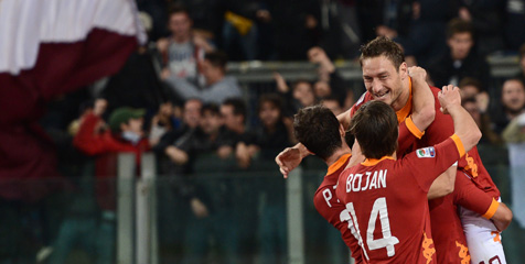 Review: Gulung Udinese, Roma Ancam Lazio