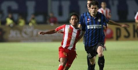 Luar Biasa, Nama Andik Muncul di Situs Resmi Inter Milan