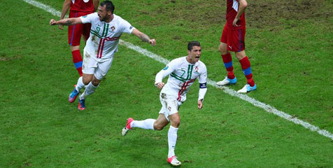 Review: Ronaldo terbangkan Portugal ke Semifinal