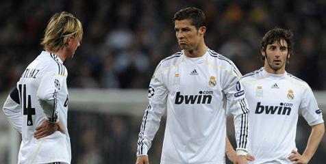 Guti: Andai Saja Messi Milik Madrid