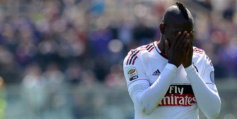 Balotelli dan Milan Diperlakukan Rasis Lagi?