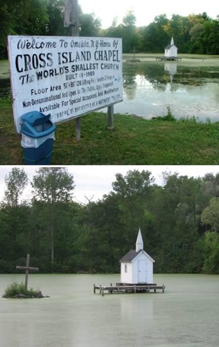 Gereja Terkecil di Dunia