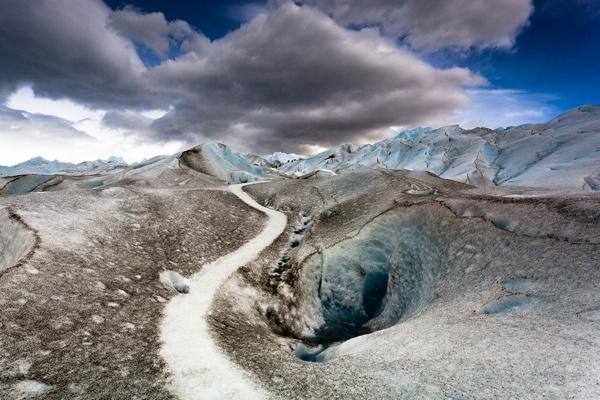 Gletser Perito Moreno