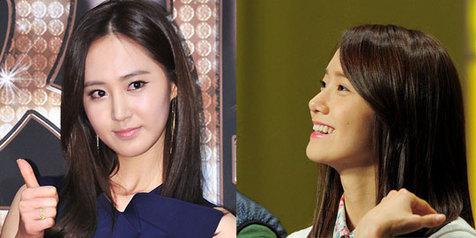Yuri vs Yoona: SNSD di Mana-Mana!