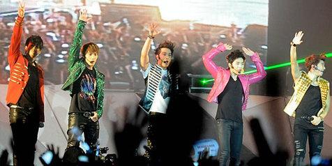 2PM Kembali Konser di Indonesia 8 Desember 2012