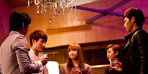 Drama Victoria f(x) dan Zhoumi Super Junior M Rajai Rating