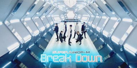Simak MV Terbaru Super Junior M, 'Break Down'!