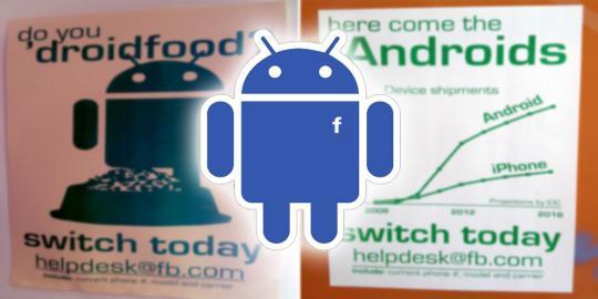 Facebook suruh karyawannya pindah dari iOS ke Android