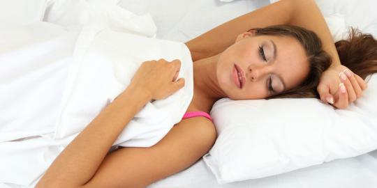 Cara menentukan posisi tidur yang tepat