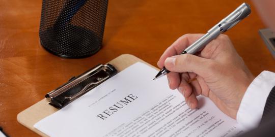 5 Hal yang sering diabaikan dalam surat lamaran kerja