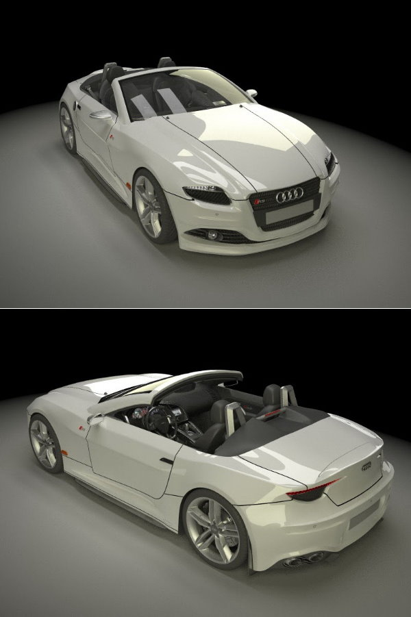 Audi RS Roadster by Aldo Schurmann