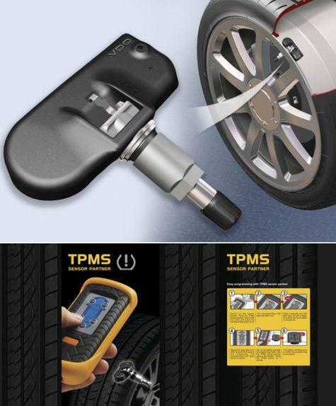 TMPS (Tire Pressure Monitoring Sensor)