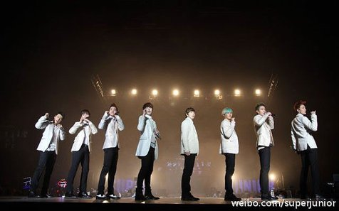 Super Junior M sukses menggelar fan party di Nanjing, China ©sup3rjunior.com