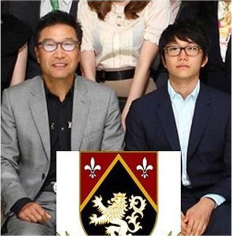 Lee Soo man - Lee John Hyunkyu ©allkpop.com