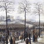 """Image for Фильм """"Мираж пленительного счастья"""". Что на самом деле происходило на Сенатской площади 14 декабря 1825 года?"""