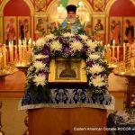Image for В Америку из России прибыла мироточивая икона Божией Матери «Умягчение злых сердец»