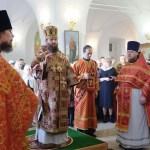Image for Архиерейское богослужение в Троицком Соборе