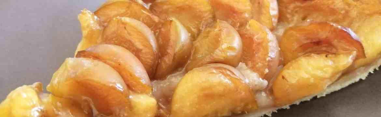recette de la tarte aux mirabelles