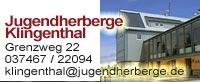 Jugendherberge Klingenthal