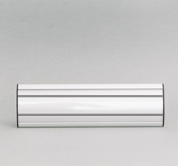 90x300mm durų lentelė skyriaus pavadinimui, išgaubto dizaino ir pagaminta iš aliuminio