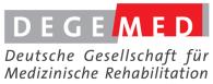 Logo der DEGEMED