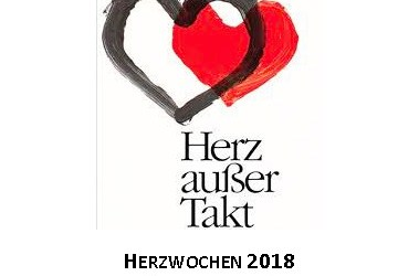 Herzwochen November 2018 – Herz außer Takt