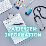 Patientenratgeber Klinikaufenthalt