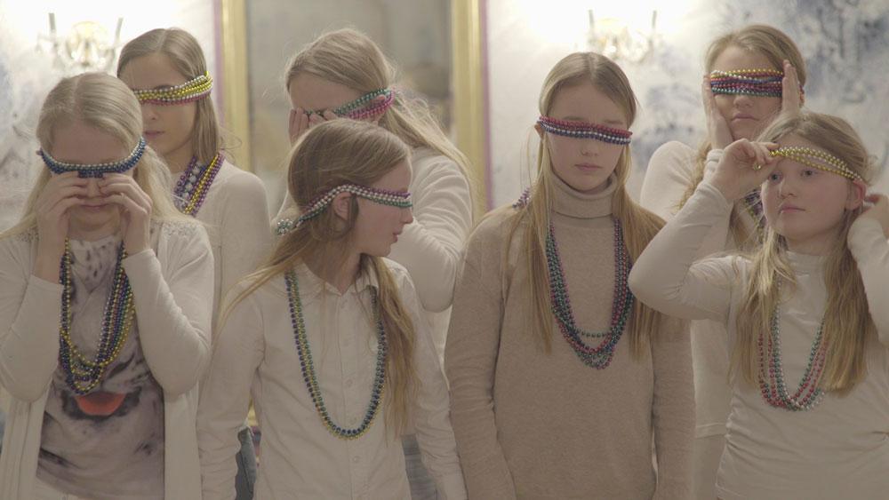 Bilde fra musikkvideoen