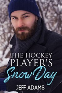 The Hockey Players Snow Day
