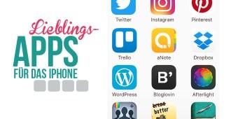 App-Essentials fürs iPhone - Meine Lieblingsapps