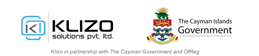 OfReg Cayman government and Klizos Partnership