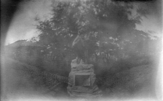 "Jackson Okoka, ""Statue KUR MABEL"" Indonesia (member of PAMBETH KOTECKA group)"