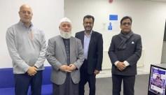 Syed Lakhte Hasnain Nottingham
