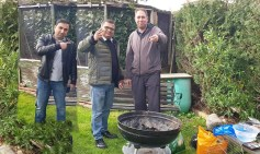 An enjoyment style of British Pakistanis in London after lock down ease