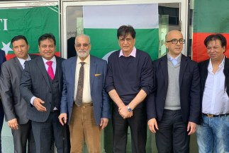 PTI UK office inauguration ceremony in Manchester (1)