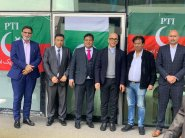PTI UK office inauguration ceremony in Manchester (2)