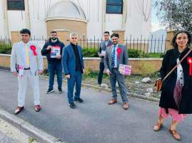 Labour Party campaign with Sadiq Khan (1)