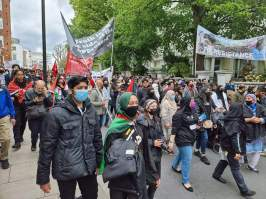 Solidarity with Palestine in UK and Europe (25)