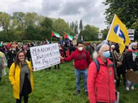 Solidarity with Palestine in UK and Europe (3)