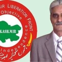 جے کے ایل ایف کے سینیئر رہنما راجہ رؤف خان انتقال کرگئے،کمیونٹی کا اظہار افسوس