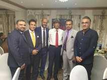 UK Pakistan Business Council event