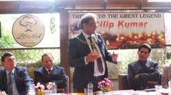 in memory of dilip kumar in bristol