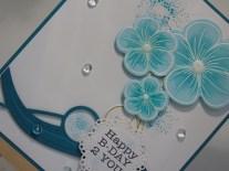 KSC- Blooming Blue