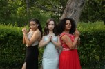 Juniors Taylor Brown, Brittany Day, and Sophie Nielson. Photo Credit / Jordan Brown